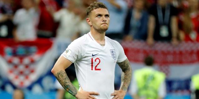 Trippier se cae de la convocatoria de Inglaterra por una lesión en la ingle