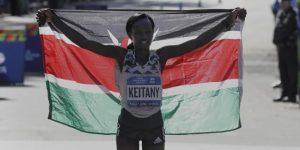 ATLETISMO: La keniana Keitany gana por cuarta vez en Nueva York y el etíope Desisa se estrena