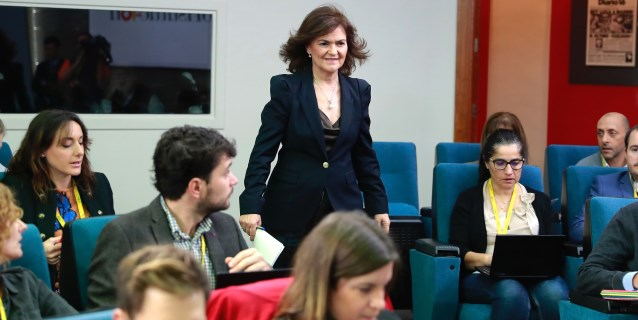 """El Gobierno español cree que el partido """"lanzará una imagen de país muy solvente"""""""