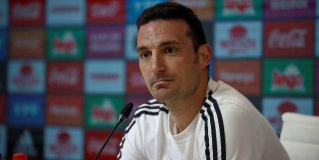 La AFA le ofrece a Scaloni seguir como seleccionador hasta la Copa América 2019