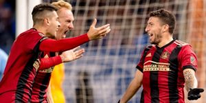 Los goles latinos dejan con ventaja a Portland, Atlanta y Kansas City