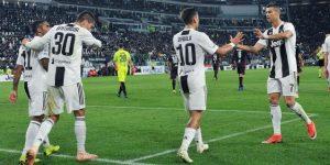 El Juventus sigue intratable empujado por Dybala, Cuadrado y Cristiano