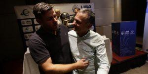El venezolano Sánchez y el uruguayo Maldonado hacen palpitar la final del fútbol panameño