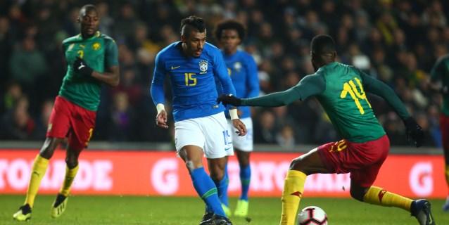 1-0. La lesión de Neymar eclipsa la victoria de Brasil ante Camerún