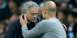 """La Guerra Fría entre el """"puto amo"""" de Mourinho y la paciencia de Guardiola"""