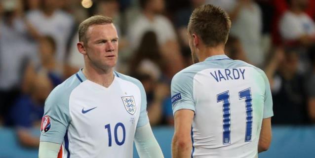 Kane lidera la lista de Inglaterra en la que destaca el homenaje a Rooney