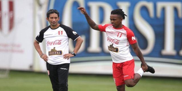 Selección peruana: Yordy fue la novedad en los entrenamientos