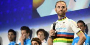 CICLISMO: Valverde: En Tokio 2020 ¿quién sabe? Llegaré con 40 años pero mi nivel no baja