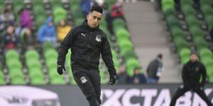 Christian Cueva y su magistral gol en la Copa de Rusia