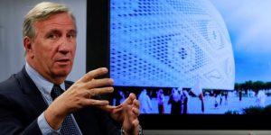 El arquitecto de Catar 2022 espera llevar el estadio desmontable a varios Mundiales
