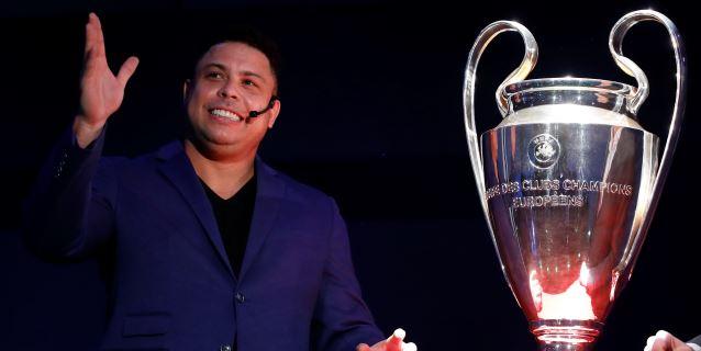 """Ronaldo: """"Cuando suena himno en la 'Champions', los jugadores están cagados"""""""