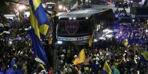 Boca Juniors se despide de su hinchada antes de partir a Madrid