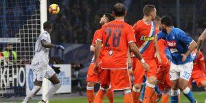 Albiol guía al Nápoles, el Milan de Higuaín se hunde y Duván sigue en racha