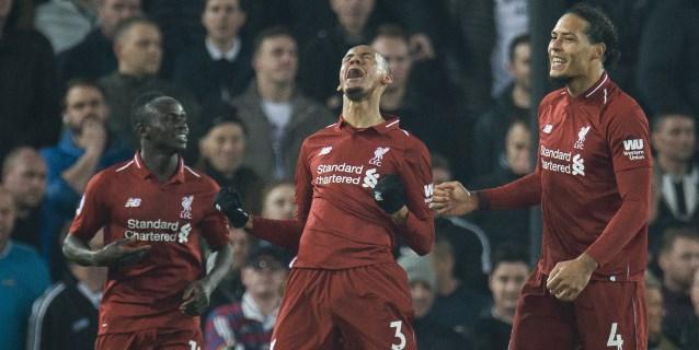El 'Boxing day' fortalece al Liverpool y deprime al City