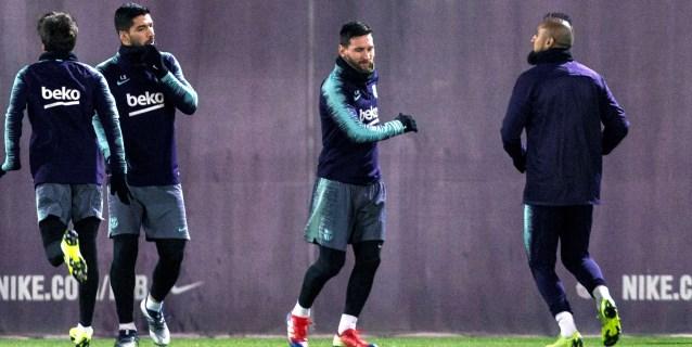 El Barça se juega el honor y la bolsa; el Tottenham, la vida