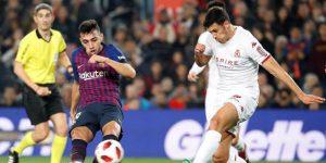4-1. Los actores secundarios del Barcelona solventan el trámite