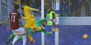 El Milan, sin Suso, no puede con el Frosinone y agudiza su crisis (0-0)