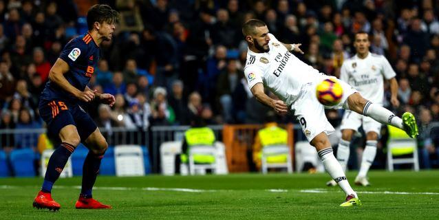 2-0. El Real Madrid aumenta el compromiso
