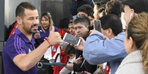 El River Plate parte rumbo a Dubái