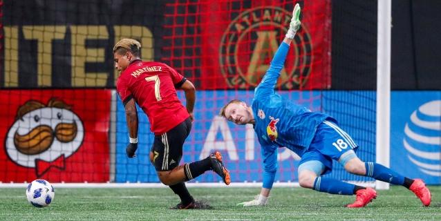 2-0. Martínez y Escobar proclaman al Atlanta United campeón de la MLS Cup