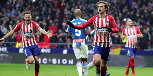 1-0. De Oblak al triunfo de penalti del Atlético