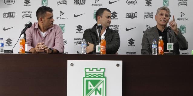 Autuori cree en el proyecto de Nacional, pese a que no podrá inscribir jugadores