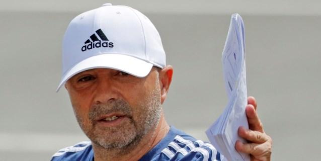 Santos llega a un principio de acuerdo con el entrenador Jorge Sampaoli