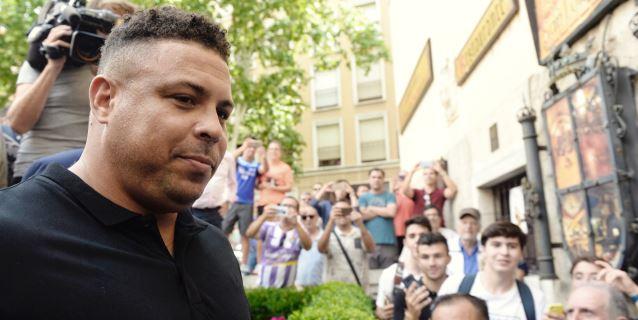 "Ronaldo Nazário considera que Cristiano y él son ""muy distintos"""