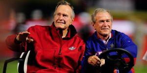 George H.W. Bush, uno de los mejores deportistas que llegó a la Casa Blanca