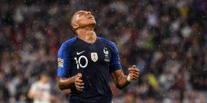 Mbappé pide la Liga de Campeones por su 20 cumpleaños