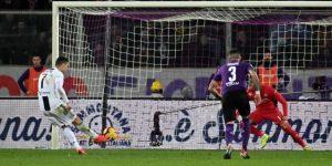Bentancur y Cristiano lideran la goleada 3-0 del Juventus en Florencia