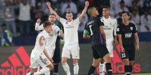 El tercer Mundial consecutivo del Real Madrid, brilla en la prensa madrileña