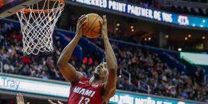 NBA: 98-115. Adebayo logra doble-doble en victoria de los Heat