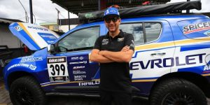 RALLY 2019: El ecuatoriano Sebastián Guayasamín, listo para su quinto rally Dakar