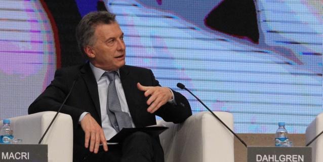 """Macri pide una """"profunda reflexión"""" para que no se repitan los hechos del River-Boca"""