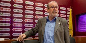 """La Federación Venezolana de Fútbol ve """"muy difícil"""" jugar amistosos en el país"""