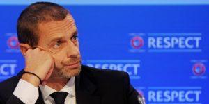 """La UEFA introducirá el videoarbitraje en la """"Champions"""" desde octavos"""