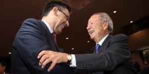 Fallece Josep Lluis Núñez, expresidente del Barça