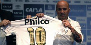 """Sampaoli afirma que el Santos es el desafío """"más importante"""" de su carrera"""