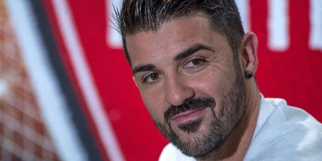Andrés Iniesta, feliz por volver a compartir vestuario con David Villa