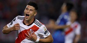 Palacios, la joven estrella de River que será examinada por el Bernabéu