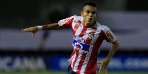 4-1. Junior golea al Medellín en la final de ida y se acerca a su octava liga del fútbol en Colombia