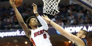 NBA: 94-87. Richardson conduce el ataque y el triunfo de los Heat sobre los Bucks