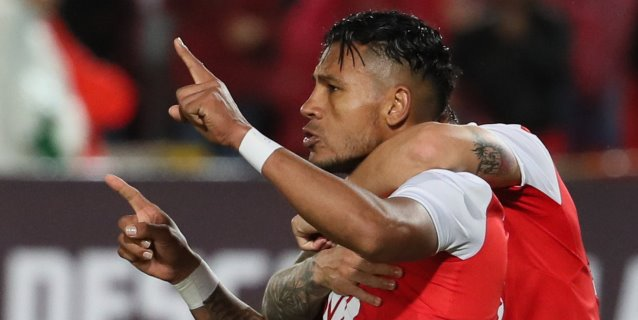 La final argentina decidida en Madrid consagró a dos goleadores colombianos