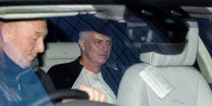 Mourinho, despedido del Manchester United