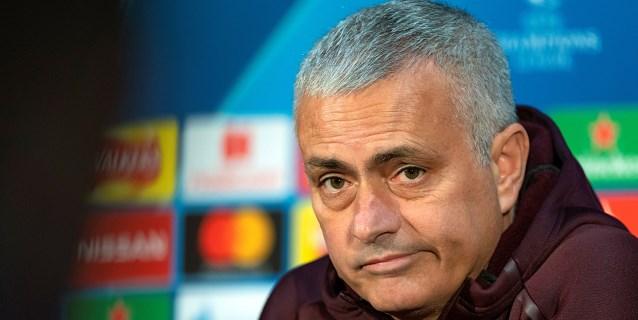 """Mourinho: """"El Manchester United nunca debería ser séptimo"""""""