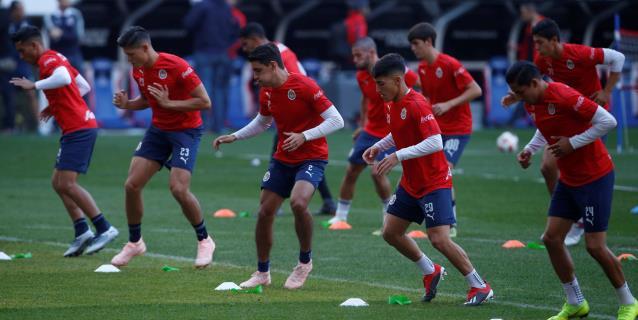 Las Chivas se despiden de su afición previo al Mundial de Clubes