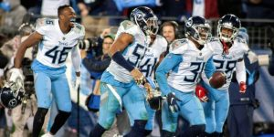 NFL: 25-16.  Gabbert sustituye al lesionado Mariota y le da el triunfo a los Titans sobre los Redskins