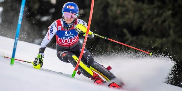 ESQUÍ ALPINO: Shiffrin, de 23 años, cierra 2018 como la gran reina del esquí