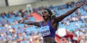 ATLETISMO: Caterine Ibargüen: quinto asalto al trofeo mundial